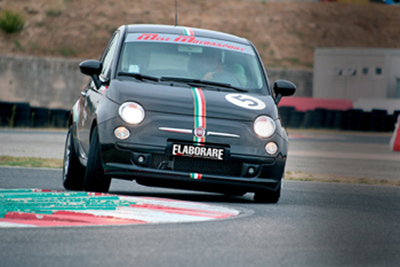 Fiat 500 1.3 Multijet 16V by Mele Motorsport