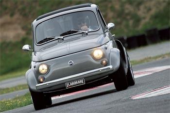 Fiat 500 Porsche 3.2