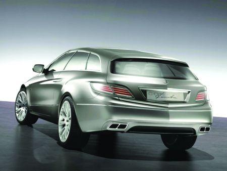 Mercedes Fascination Concept
