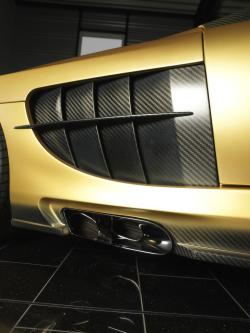 Mercedes-McLaren SLR Renovatio by Mansory