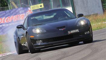Corvette Z06 by Ferraris