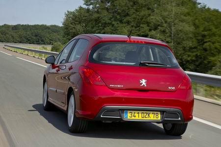 Peugeot 308 1.6 Hdi su strada