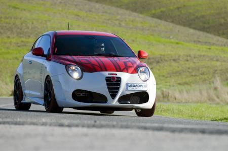 Alfa Romeo Mito tuning elaborata
