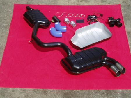 kit per Audi S3 Mele Motorsport
