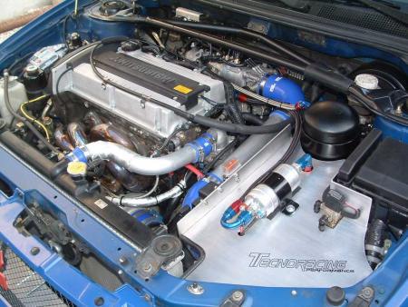 Mitsubishi Evo VII by Tecnoracing