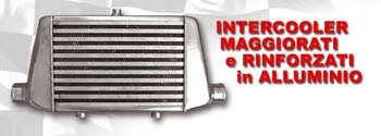 Intercooler Maxi Car Racing