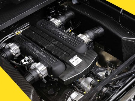 Lamborghini Murciélago LP670/4 SuperVeloce