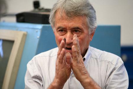 Gianni Taroni, fondatore e titolare della Tarox