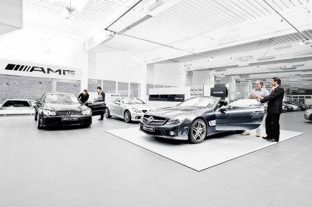 AMG Performance Center di Roma