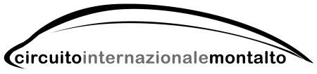 Logo  del nuovo circuito internazione di Montalto