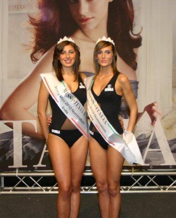 Anthea Lucà (Emilia) ed Eleonora Peruzzini(Romagna)