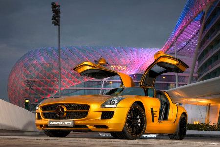 AMG Desert Gold