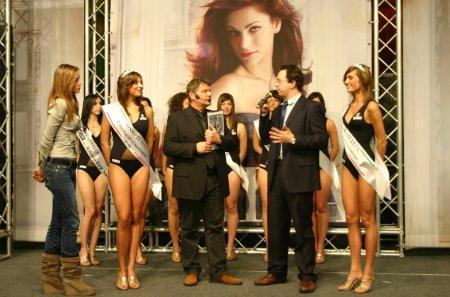 La premiazione finale con le nomination delle due Miss