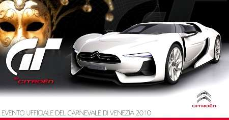 GTbyCitroën al Carnevale veneziano