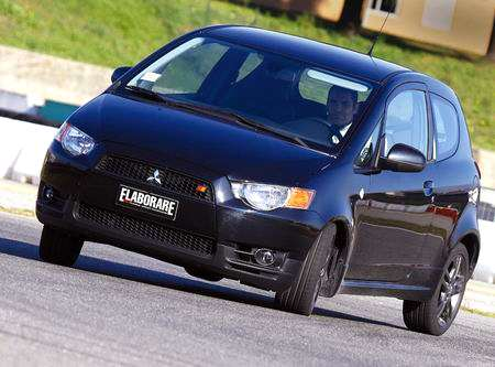 Mitsubishi Colt Ralliart 1.5 Turbo 161 CV