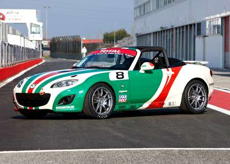 Mazda Mx-5 Open Race 2010
