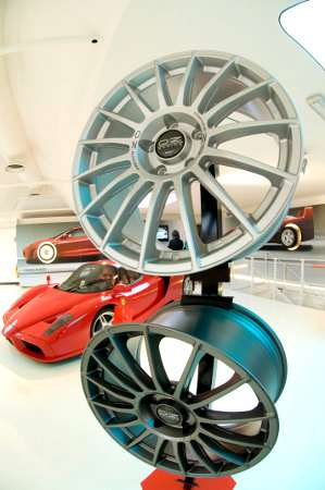 40 anni di OZ Racing al Museo Ferrari