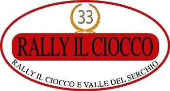 Logo 33° rally internazionale Il Ciocco