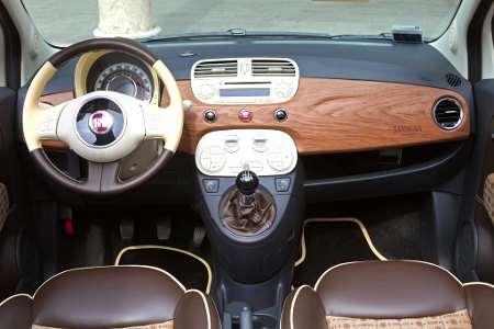 Fiat 500 Sassicaia by Aznom