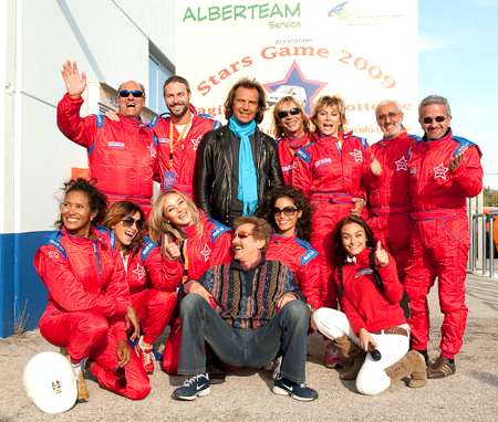 Stars Game Lady a Vallelunga