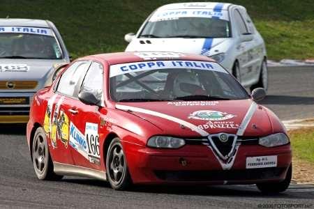 Gara Coppa Italia a Vallelunga