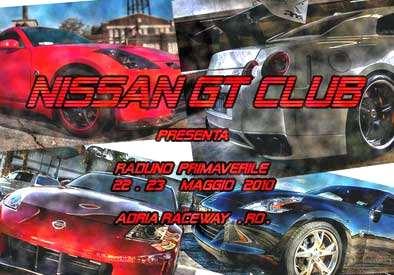 9 Raduno Nissan Gt Club