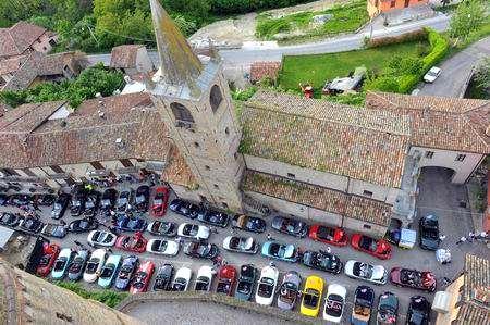 Raduno Mazda Firenze