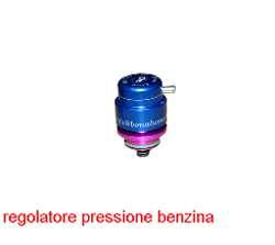 Regolatore pressione benzina by Bonalume