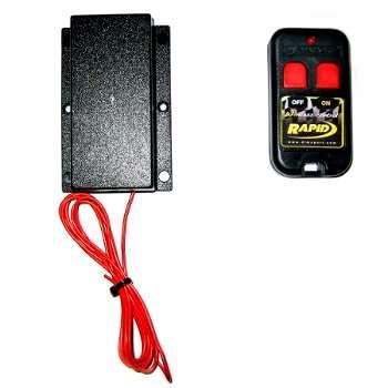Centralina Rapid e switch mappatura con comando a distanza wireless by DimSport