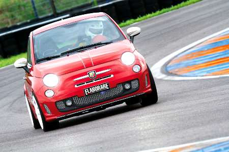 Fiat 500 Abarth by E.M.A. Motorsport