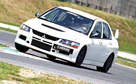 Mitsubishi Lancer Evo IX by Race Garage