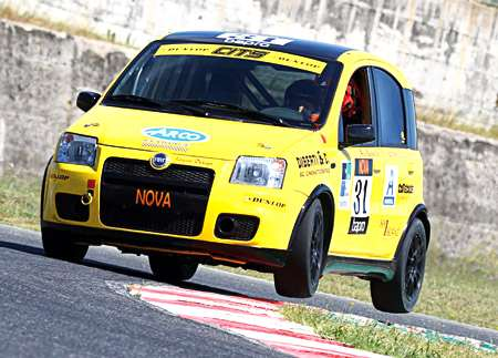 Fiat Panda 100 HP Racing by Leone Motorsport