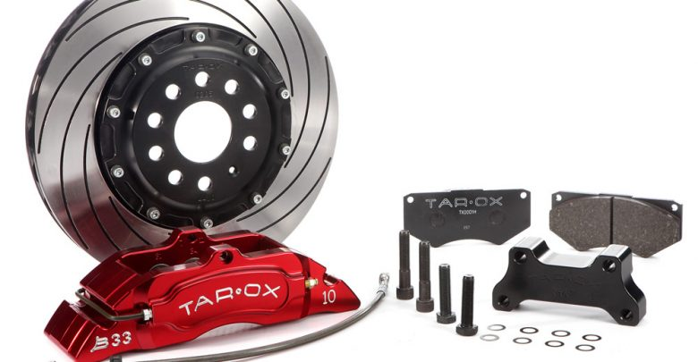 Kit Freni Tar-OX Brake Kit – Ford Focus Mk2 RS