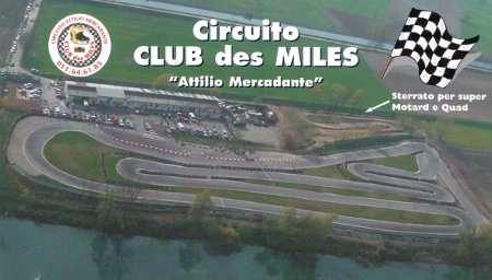 Il Circuito club de Miles location del film per il tuning