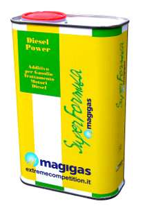 Diesel Power by Magigas