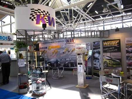 Stand Comar ad Autopromotec 2011