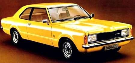 La mitica Ford Taunus TC1 protagonista del Vasco Live Kom 011