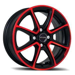 Cerchio Fox FX2 Anodised Matt Red&Black Limited Edition by Laidelli Wheels