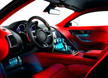 Jaguar CX-16 concept by Alcantara al 64° Salone dell'automobile di Francoforte