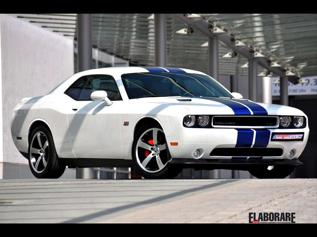 Photo of Dodge Challenger – GeigerCars