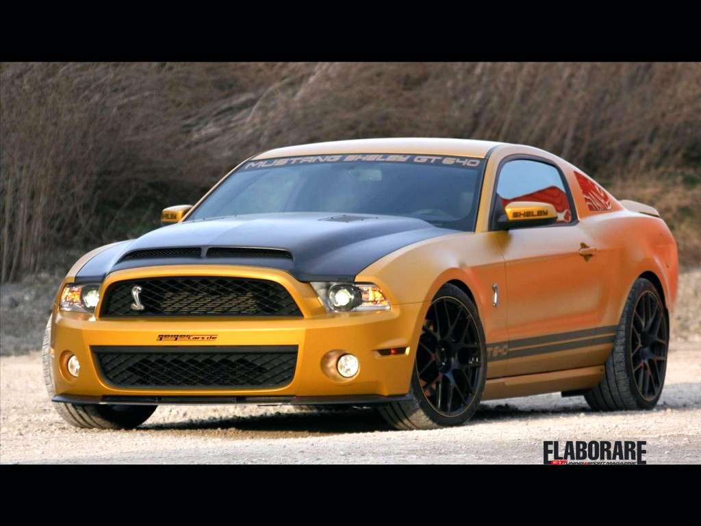 Photo of Ford Mustang Shelby – GeigerCars