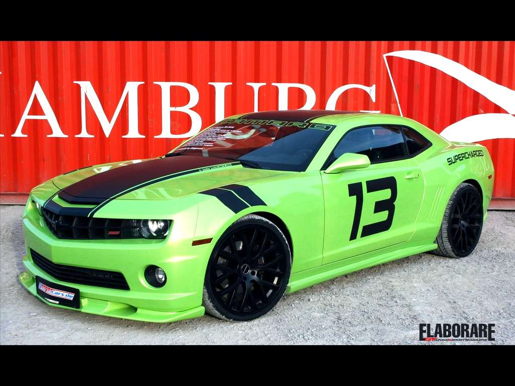 Photo of Chevrolet Camaro SS – GeigerCars
