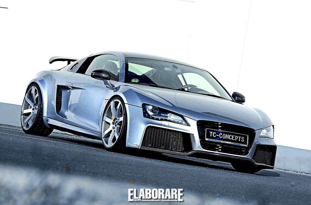 "Photo of Audi R8 ""Toxique"" by TC-Concepts"