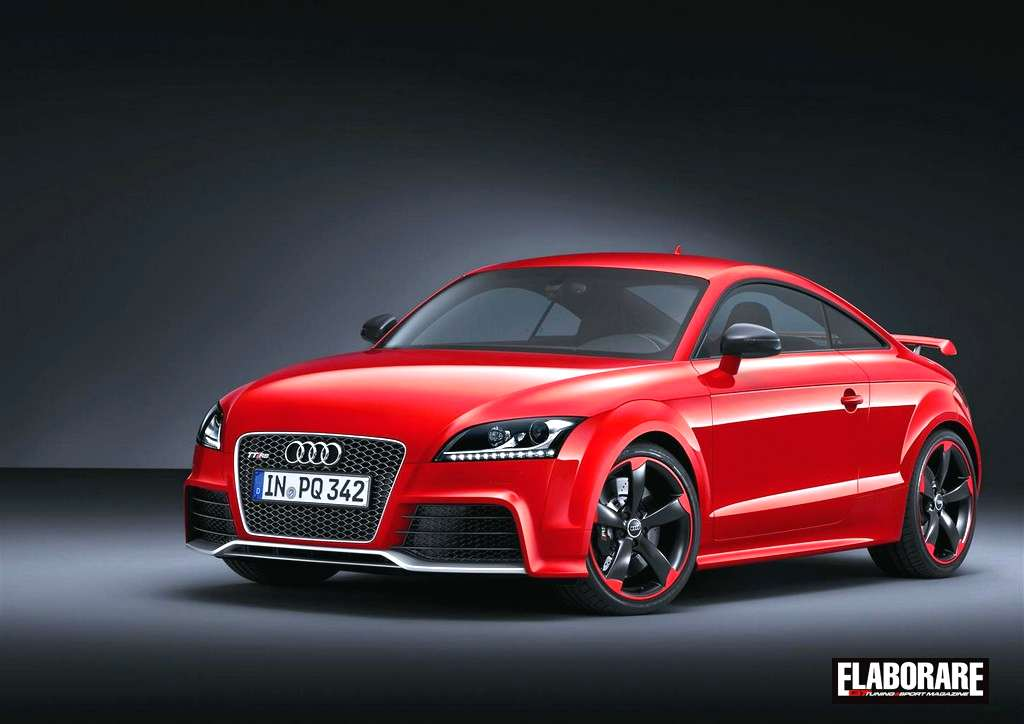 Photo of Audi TT RS plus: in primavera a 280 km/h