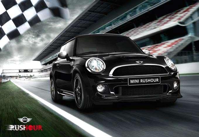 MINI RUSHOUR_2012 Cooper S Campionato