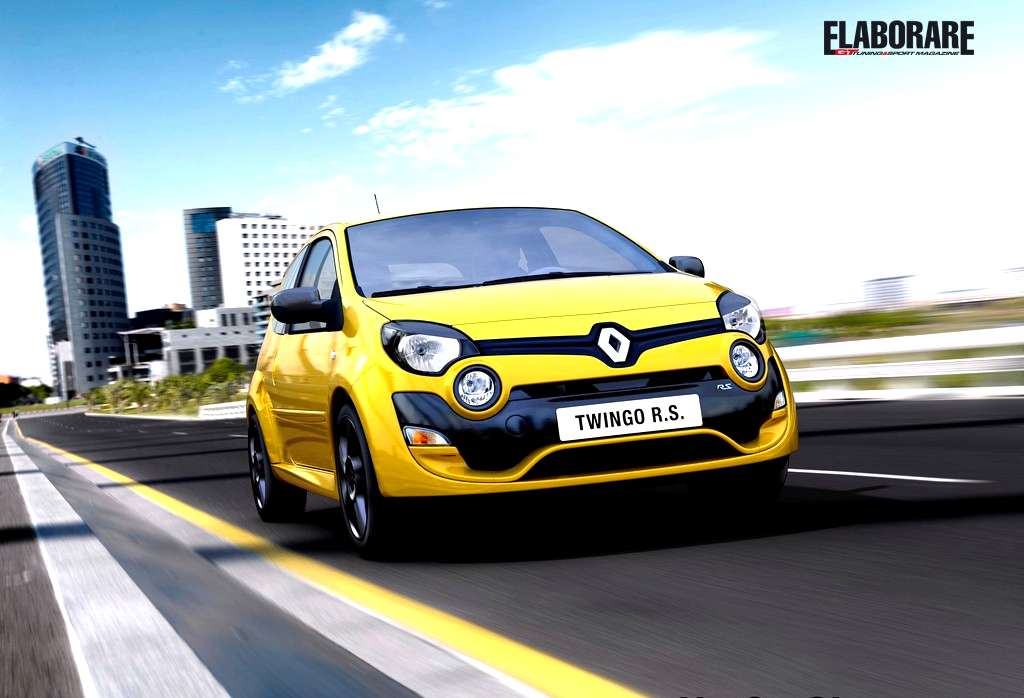 Photo of Nuova Twingo Renault Sport