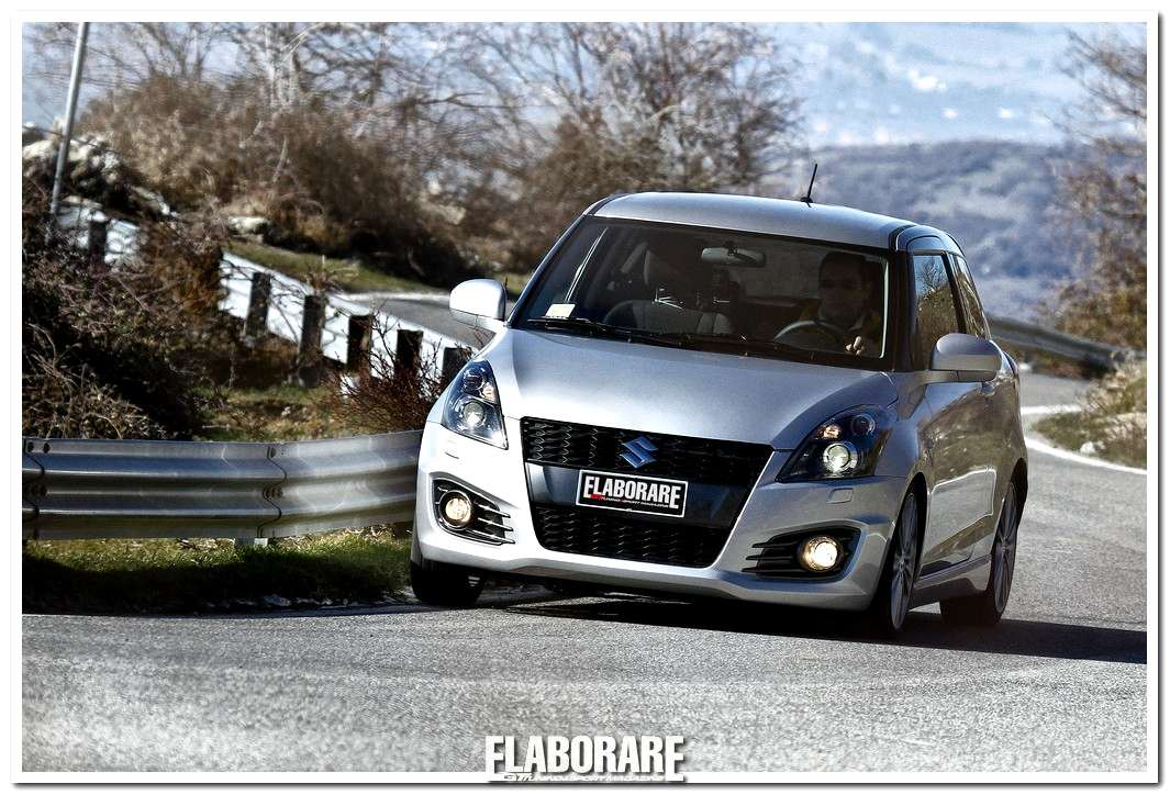 Photo of Nuova Suzuki Swift Sport