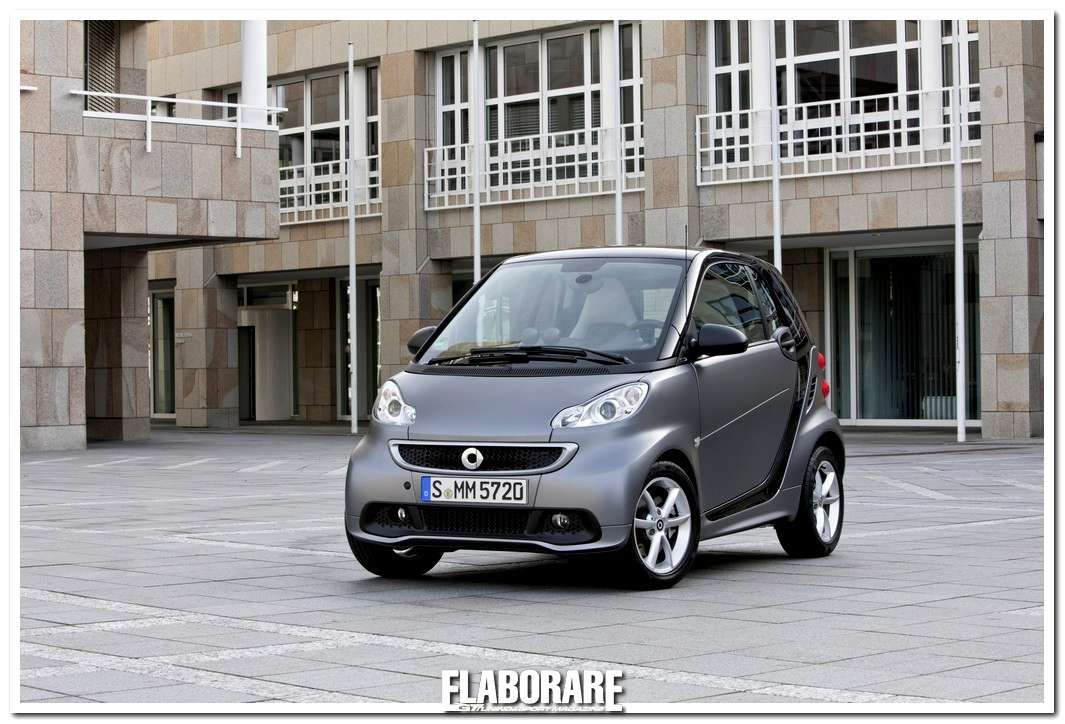 Photo of Nuova smart fortwo 3.0