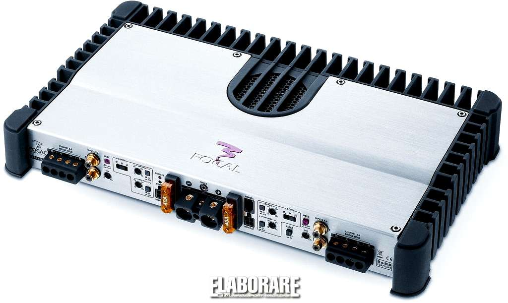 Photo of Amplificatore Focal FPS 4160
