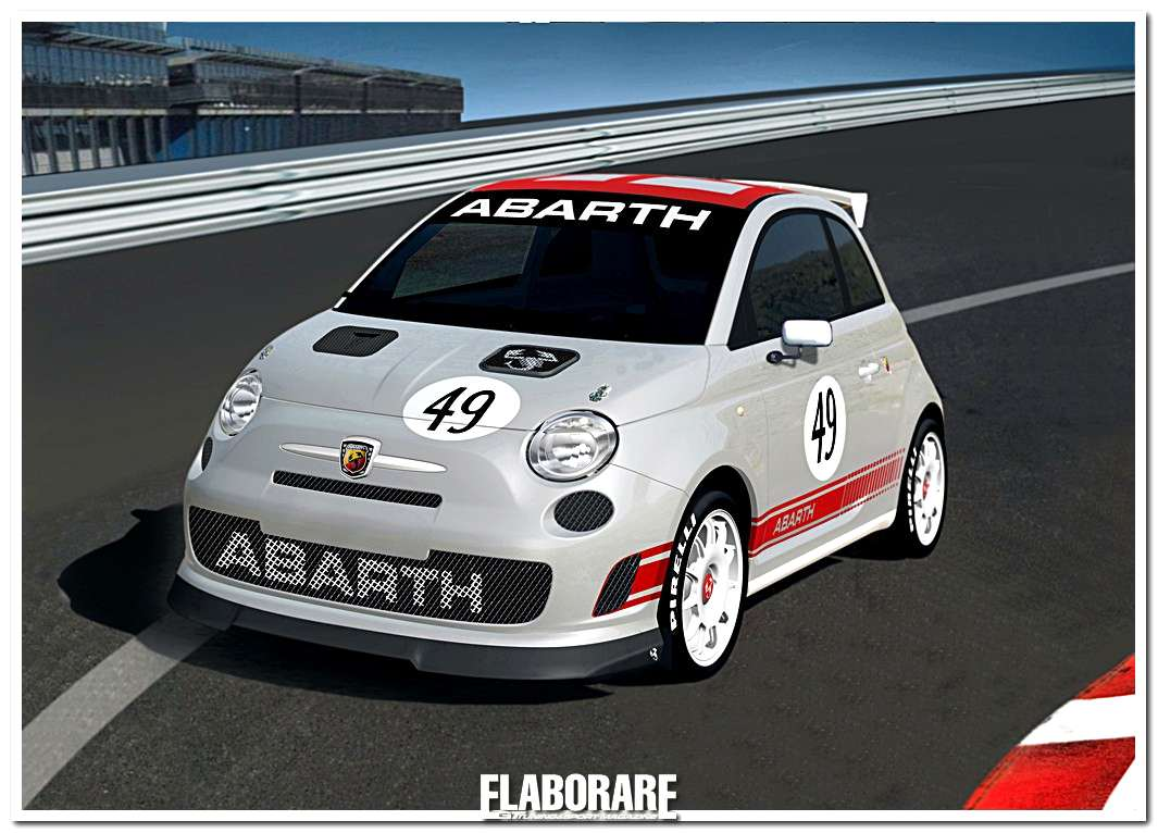 "Photo of ""Make it your race 2012"" by Abarth"